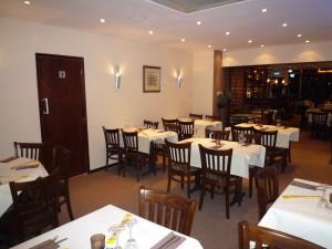 Restaurant Back